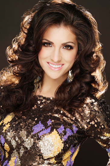 Miss Tennessee USA 2012