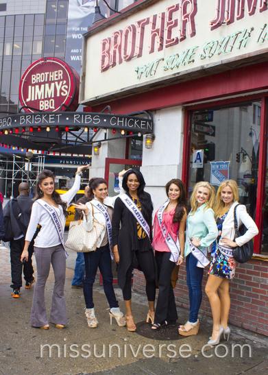 Miss Arizona USA 2012