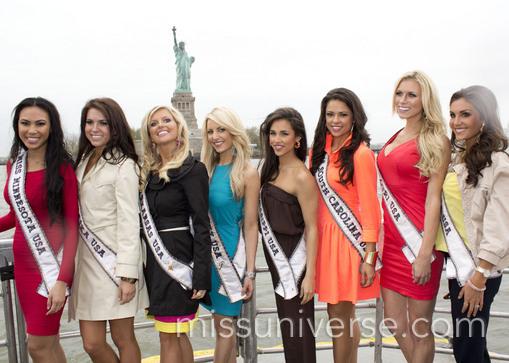 Miss Kentucky USA 2012