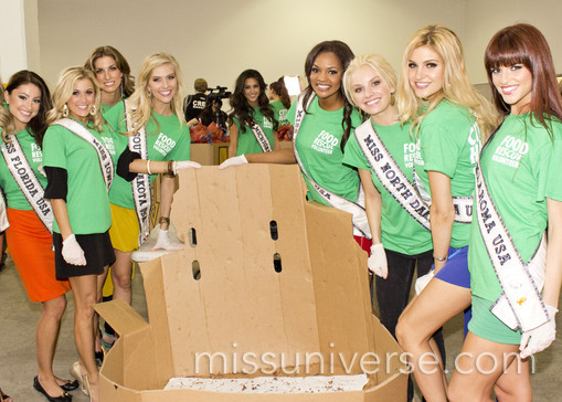 Miss South Dakota USA 2012