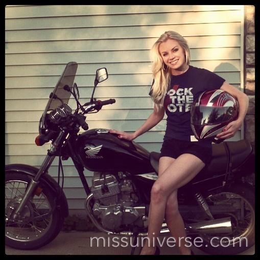 Miss North Dakota USA 2012