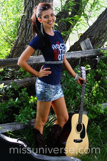 Miss Wyoming USA 2012