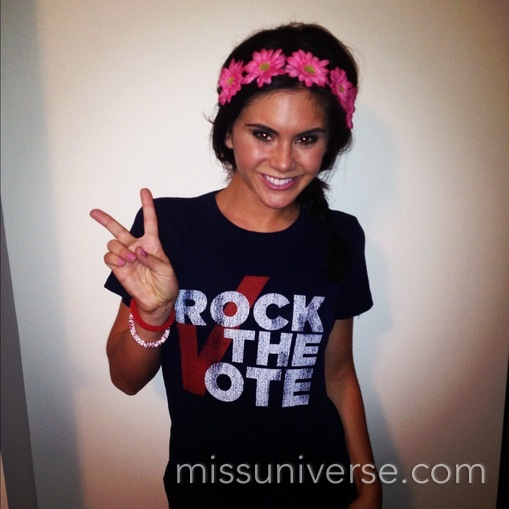 Miss New Jersey USA