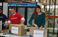 AmeriCares Volunteer Day