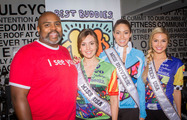 Soul Cycle and Best Buddies Event