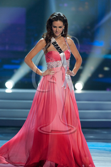 Brazil - Preliminary Competition Gown