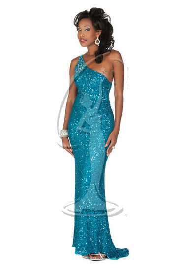British Virgin Islands - Evening Gown