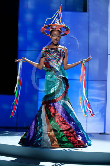 British Virgin Islands - National Costume