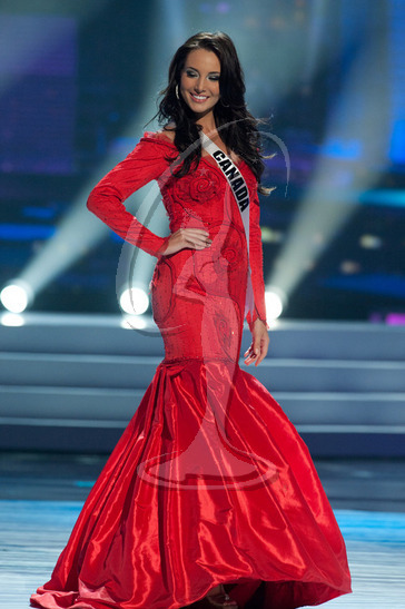 Canada - Preliminary Competition Gown