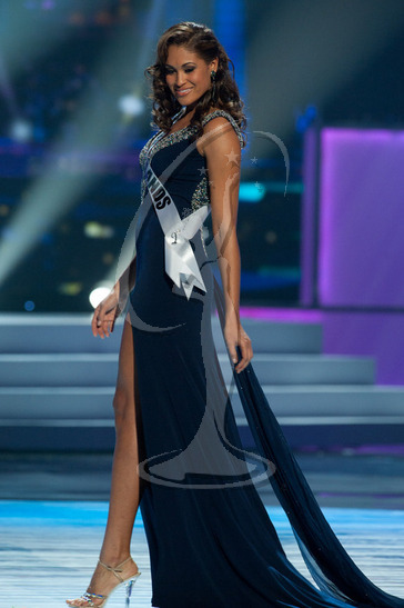 Cayman Islands - Preliminary Competition Gown