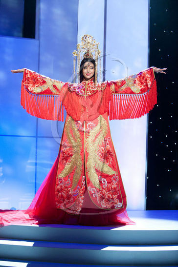 China - National Costume