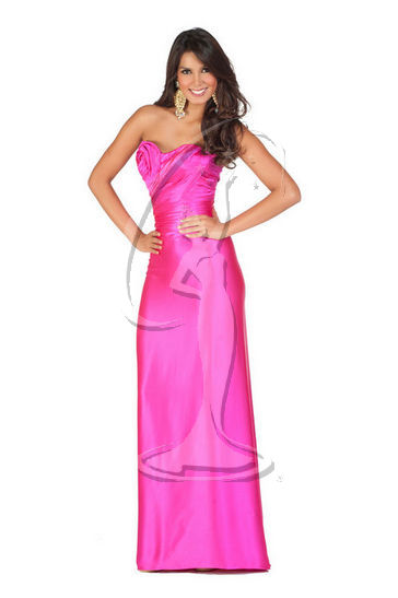 Colombia - Evening Gown