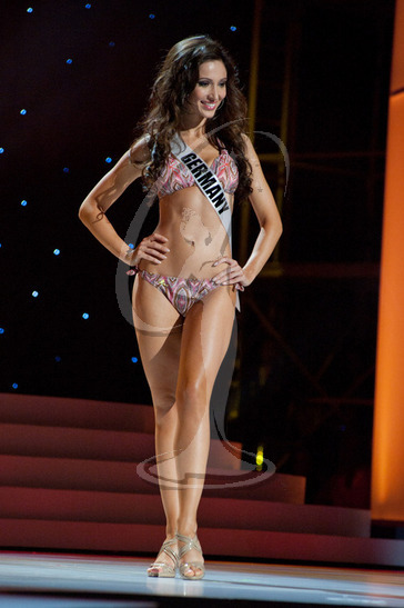Germany - Preliminary Competition Swimwear