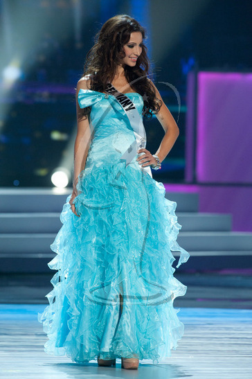 Germany - Preliminary Competition Gown
