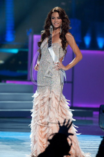 Sweden - Preliminary Competition Gown
