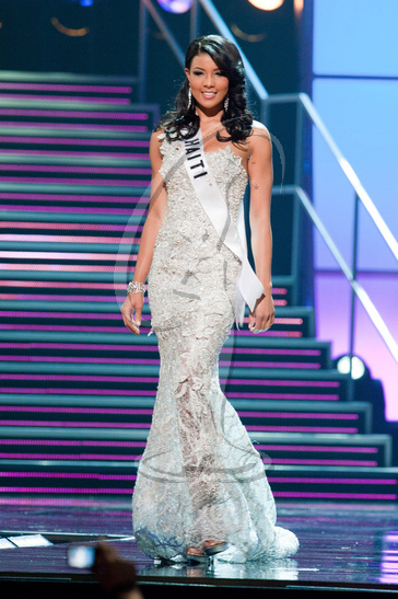 Haiti - Preliminary Competition Gown