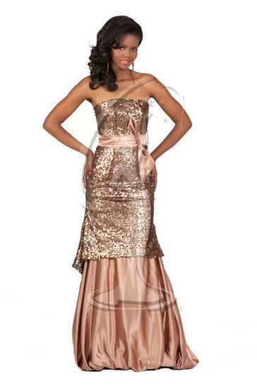 Botswana - Evening Gown