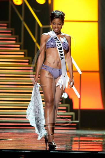 Botswana - Preliminary Competition Swimwear