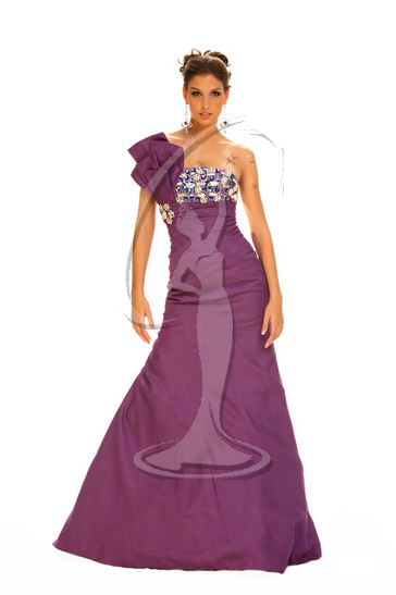 Curacao - Evening Gown