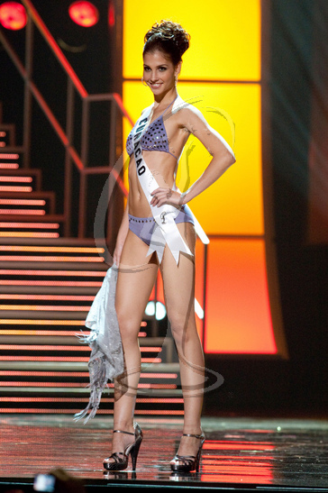 Curacao - Preliminary Competition Swimwear