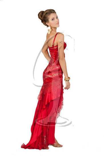 Chile - Evening Gown