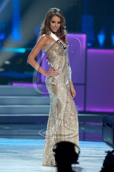 Chile - Preliminary Competition Gown