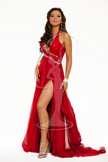 El Salvador - Evening Gown