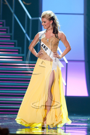 Finland - Preliminary Competition Gown