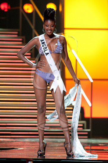 Angola - Preliminary Competition Swimwear