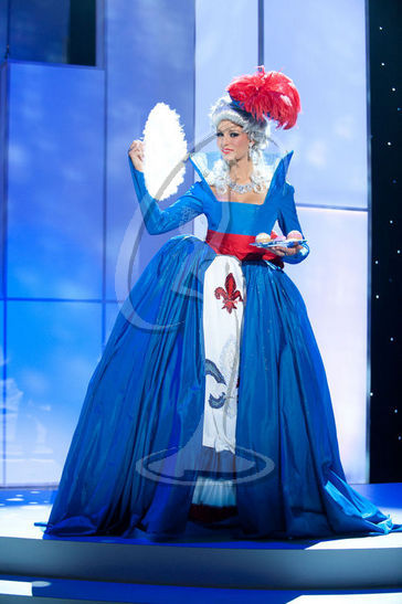 France - National Costume