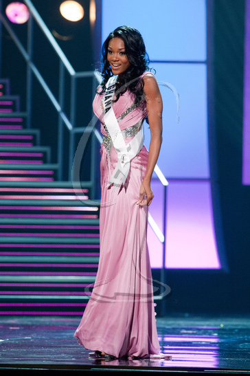 Ghana - Preliminary Competition Gown