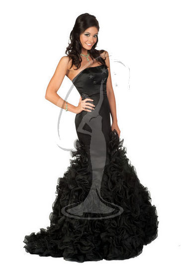 Great Britain - Evening Gown