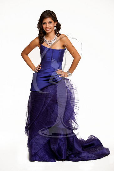 Guam - Evening Gown