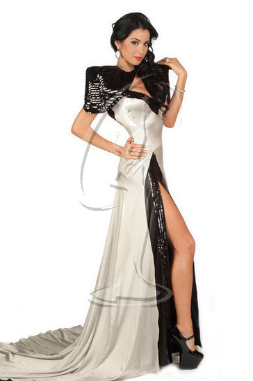 Guatemala - Evening Gown