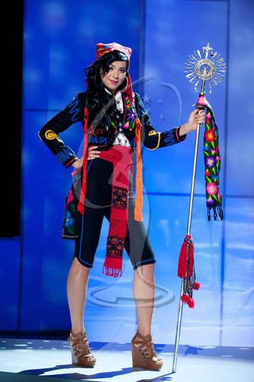 Guatemala - National Costume