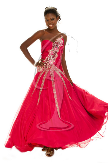 Guyana - Evening Gown