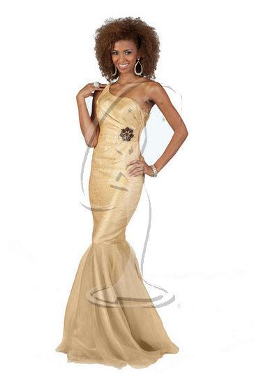 Honduras - Evening Gown