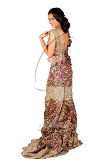 Indonesia - Evening Gown