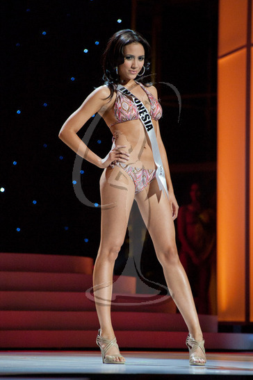 Indonesia - Preliminary Competition Swimwear