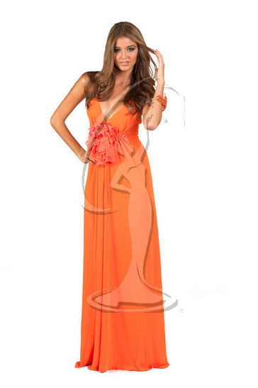 Israel - Evening Gown