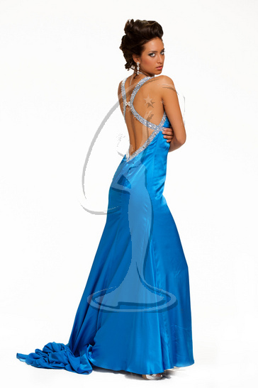 Italy - Evening Gown