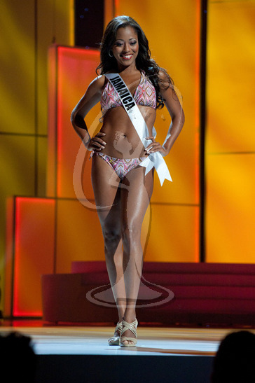 Jamaica - Preliminary Competition Swimwear