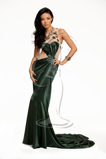 Japan - Evening Gown