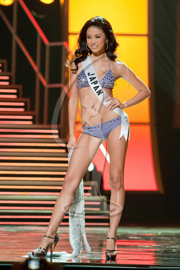 Japan - Preliminary Competition Swimwear