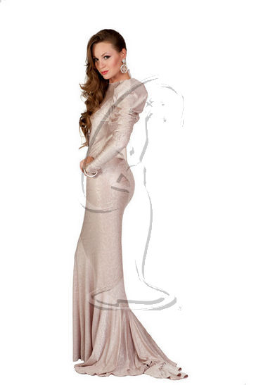 Kazakhstan - Evening Gown