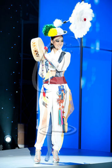 Korea - National Costume