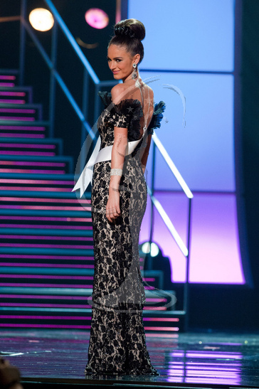 Kosovo - Preliminary Competition Gown