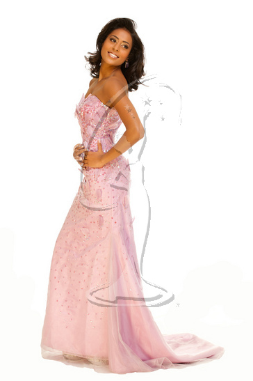 Mauritius - Evening Gown