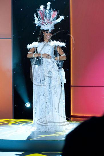 Mauritius - National Costume