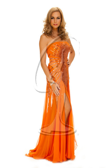 Netherlands - Evening Gown
